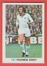 Leeds United Frank Gray Scotland